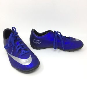 Nike Mercurial CR7 Unisex Kids Soccer Cleats Shoes